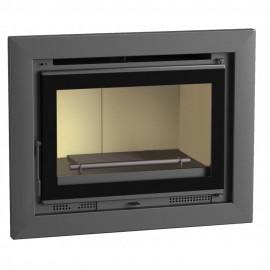 Recuperador de calor a Lenha FP-73K - 3 visões - FM