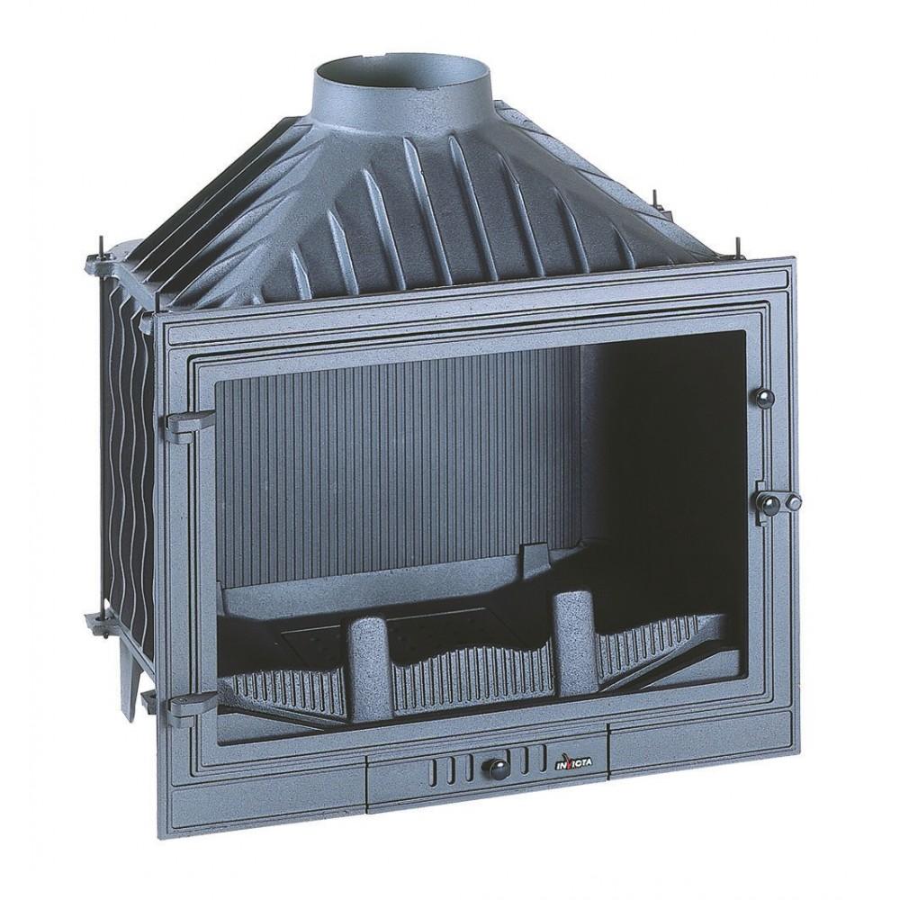 Recuperador de calor a Lenha 700 COMPACT 520 - INVICTA