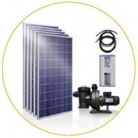 Kits Fotovoltaicos para piscinas