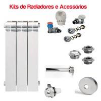 Kits de Elementos de Radiadores e Acessórios